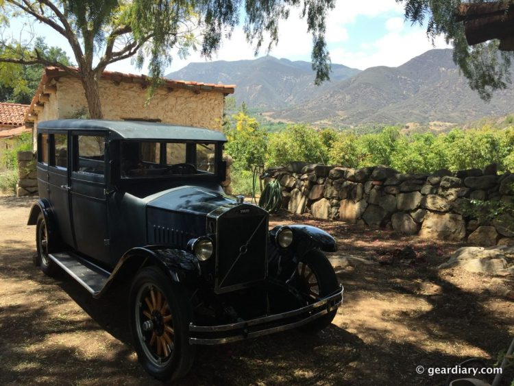 "The 1927 Volvo PV4 ""Jakob"", the first Volvo sedan"