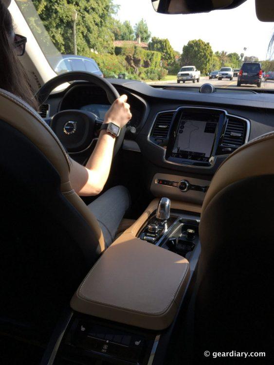 2016 Volvo XC90 T8 Test Drive.22-001
