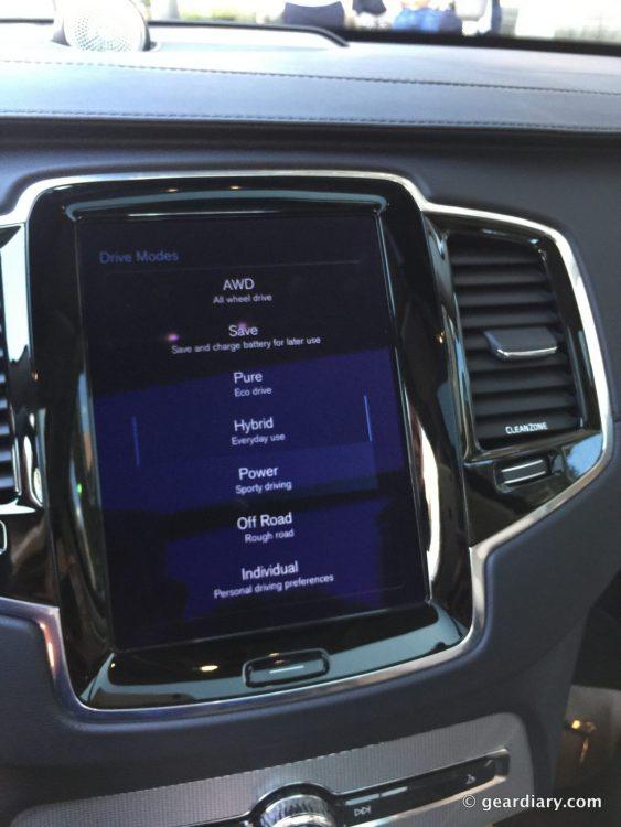 2016 Volvo XC90 T8 Test Drive.33