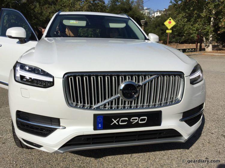 2016 Volvo XC90 T8 Test Drive.54
