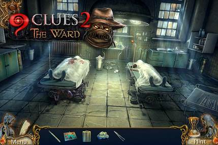 GearDiary G5 Opens the Door to a Hallway of Madness in 9 Clues 2: The Ward on iOS