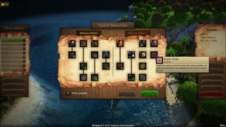 GearDiary Sandbox Action Game 'Windward' Set on the High Seas Arrives on PC