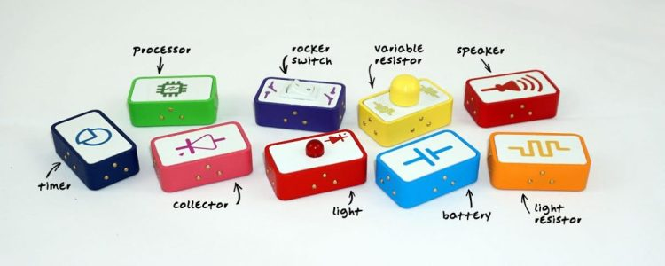 MakerBloks Is a Kickstarter for Children Who May Want To Be Engineers