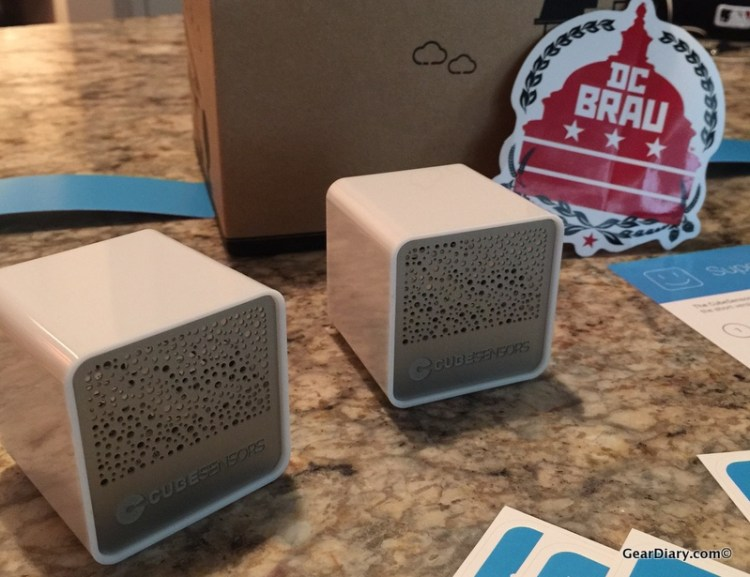 The Air Up There: CubeSensors Are Superior Air Quality Monitors
