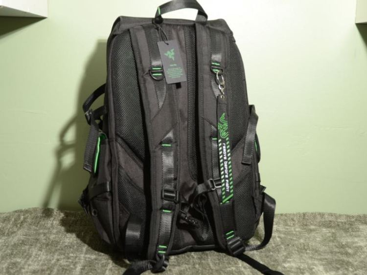 Razer Tactical Gaming Backpack Makes All the Right Moves