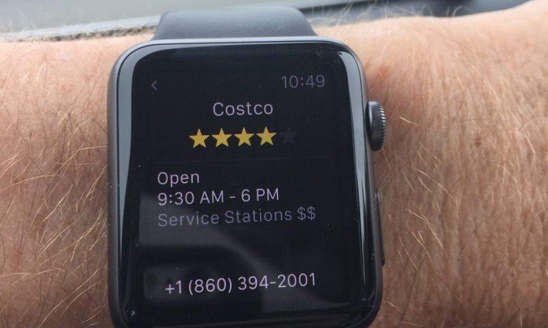 1-Wayne's apple watch sport