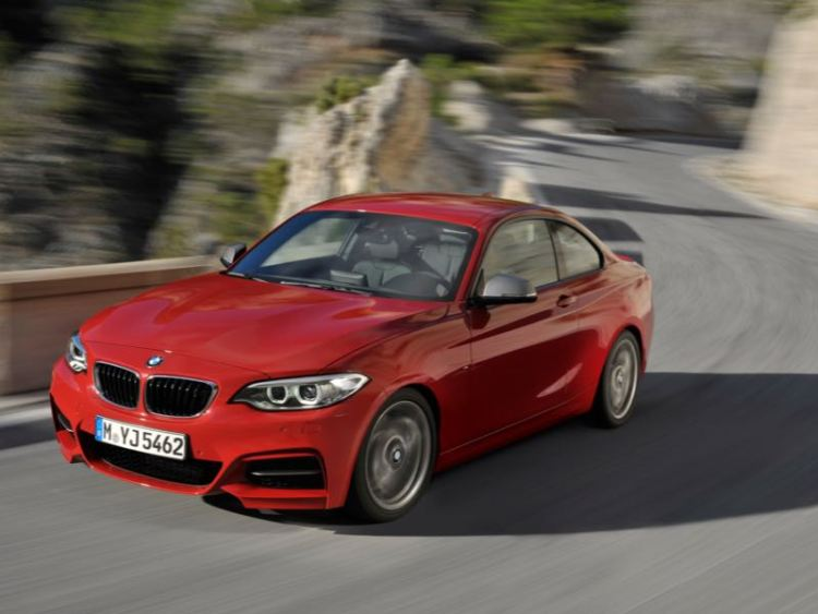 2015 BMW 228i/Images courtesy BMW