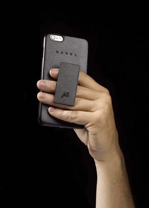 HandL Your Smartphone Properly with This Artist Made Case