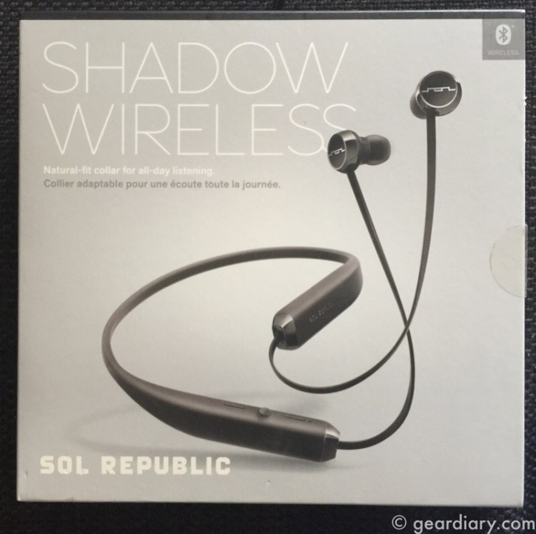 Sol Republic SHADOW Wireless Earphones Review