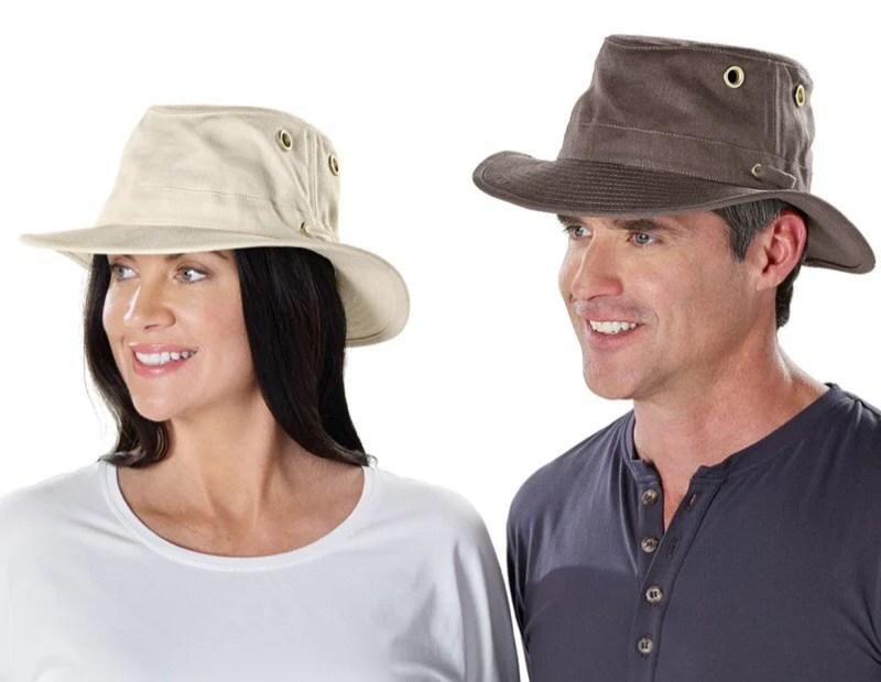 The Tilley TH5 HEMP Hat Is the Best Damn Travel Hat Ever