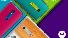 Motorola Unveils New Moto X Style and Play Editions, Plus a New Moto G!