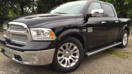 2015 Ram 1500 Laramie Longhorn: All Hat AND the Ranch