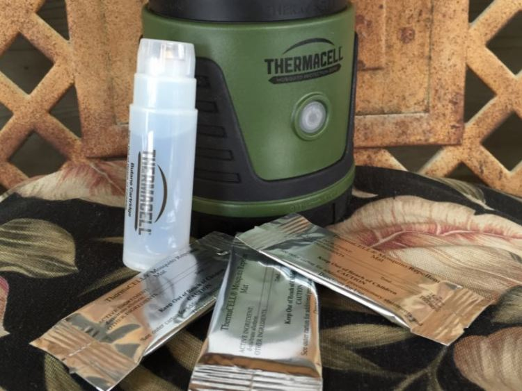 Thermacell Repellent Camp Lantern: Must-Have for a Mosquito Summer