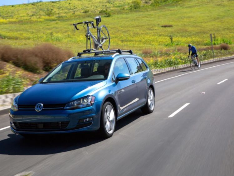 GearDiary 2015 Volkswagen Golf SportWagen: the German-tuned Wagon