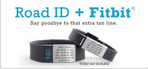RoadID Rolls Out New ID Tags for Fitbit Users