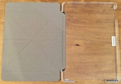 GearDiary The Moshi iPad Air 2 VersaCover: Type, Read, & Watch with This Folding Case
