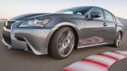 2015 Lexus GS 350 F Sport Worthy Competitor to Bavarians
