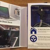 Fuse Chicken BOBINE AUTO Car and Desk Dock Review: Flexible and Tough