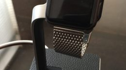Mophie's Watch Dock Is One of the More Elegant Apple Watch Docks Available