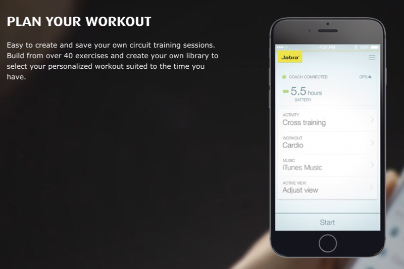You Don't Have to Be an Athelete to Love the Jabra Sport Coach Bluetooth Headset