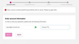 T-Mobile Experiencing Lengthy Problems with Online Account Management
