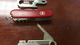 Screwpop Tools, Pliers, and Utility Knife-Everyday Items in Convenient Portable Form