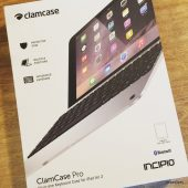 The Incipio ClamCase Pro for iPad Air 2: Makes Your iPad the Best Laptop It Can Be