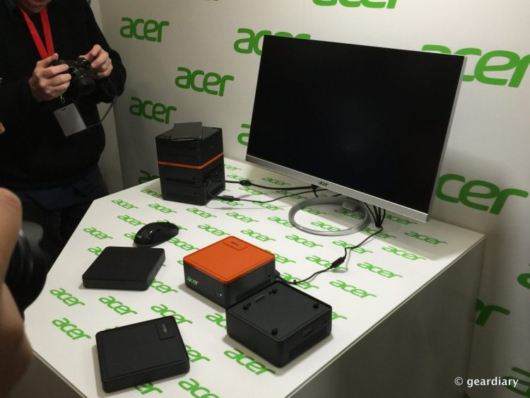 New Acer Predator Computers at IFA - and a Deca-Core Phone!