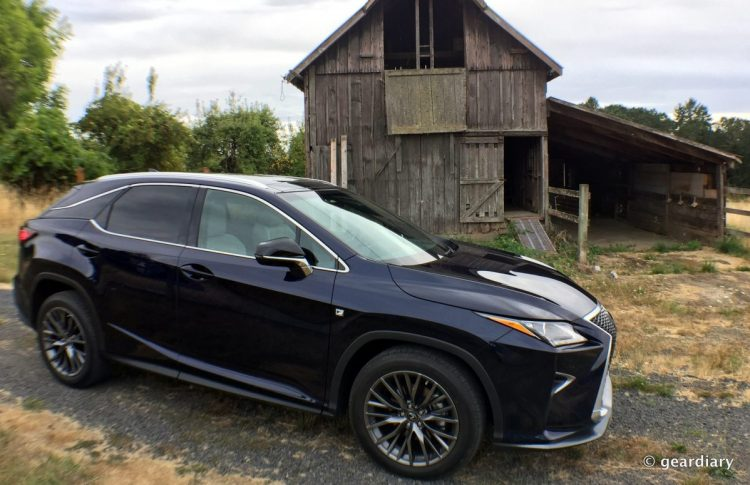 39-Gear Diary Test Drives the 2016 Lexus RX.04 HDR