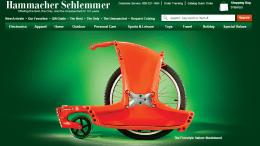 Browsing the Hammacher Schlemmer Catalog