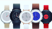 Pebble Rounds Out Their Lineup with the New Pebble Time Round!