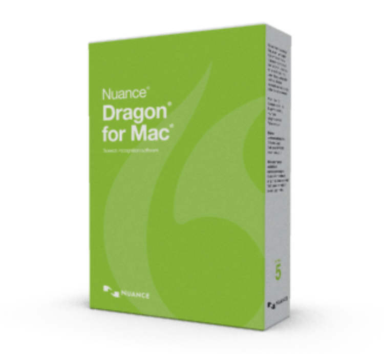 Dragon for Mac Version 5 is More Accurate and Easier to Use Than Ever