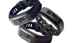 Garmin Introduces the VivoSmart HR: Fitness Tracker with SmartWatch Aspirations
