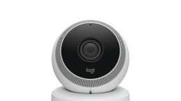 "GearDiary Logitech's New ""Logi Circle"" Camera Is a Promising Home Monitoring Camera"