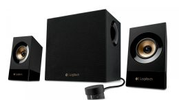 GearDiary Logitech z533 Multimedia Speakers Deliver Powerful Sound for Under $100