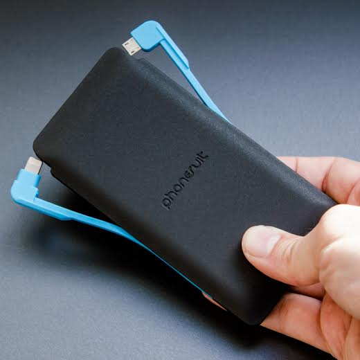 At a Half Inch in Size, the PhoneSuit Journey Fits in Your Pocket with Ease