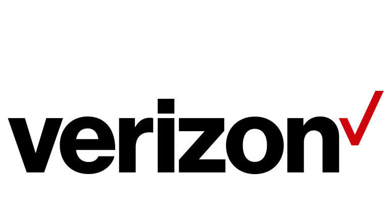FILE -- Verizon unveiled a new logo Wednesday, September 2, 2015. It is the first redesign for the wireless, cable and telephone provider in 15 years.