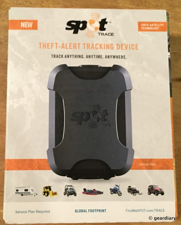 GearDiary The SPOT Trace GPS Tracker Will Make Sure You Never Lose Anything (or Anyone) Ever Again