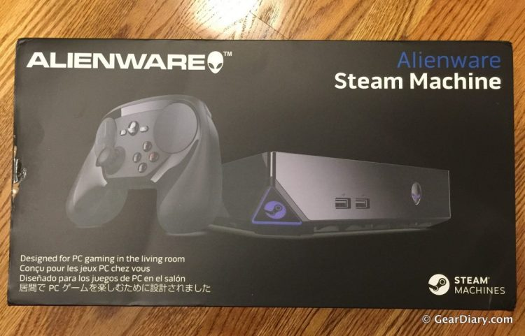 2-Alienware Steam Machine Gear Diary-001