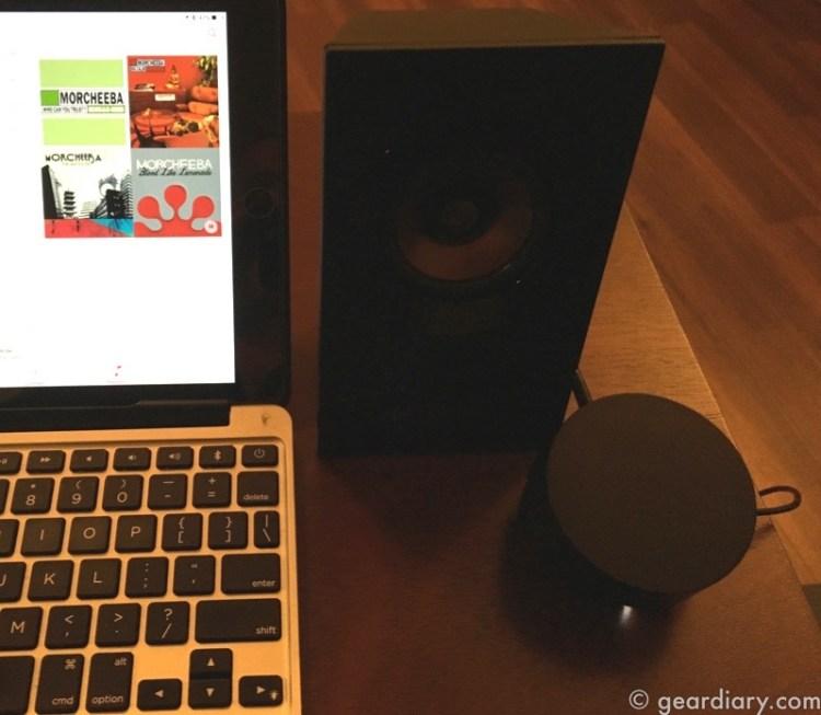 The Logitech Z533 Multimedia Speaker System Offers Big Sound for Under $100