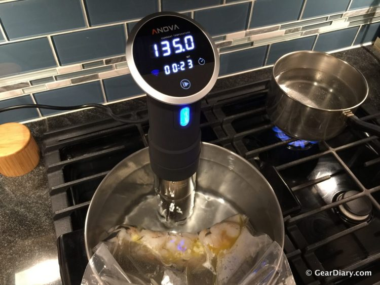 GearDiary The Anova Precision Cooker is the Harbinger of the Sous-Vide Revolution