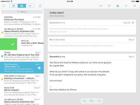 Saying Goodbye to Mailbox App: As DropBox Shutters It and Carousel in Early 2016