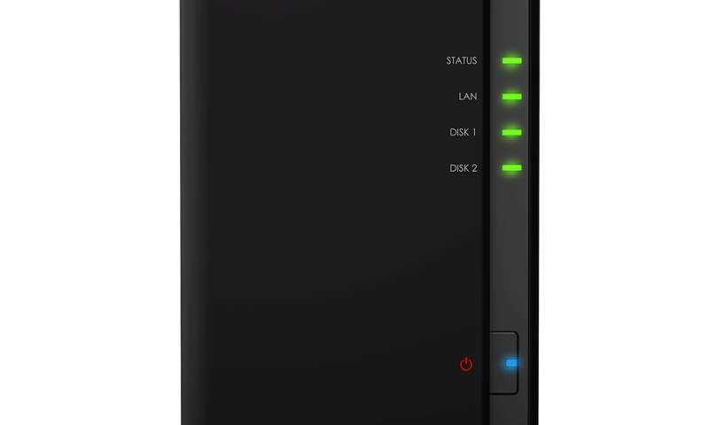Synology's NVR216 Network Video Recorder