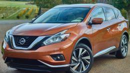 2015 Nissan Murano Sharpens the Cutting Edge
