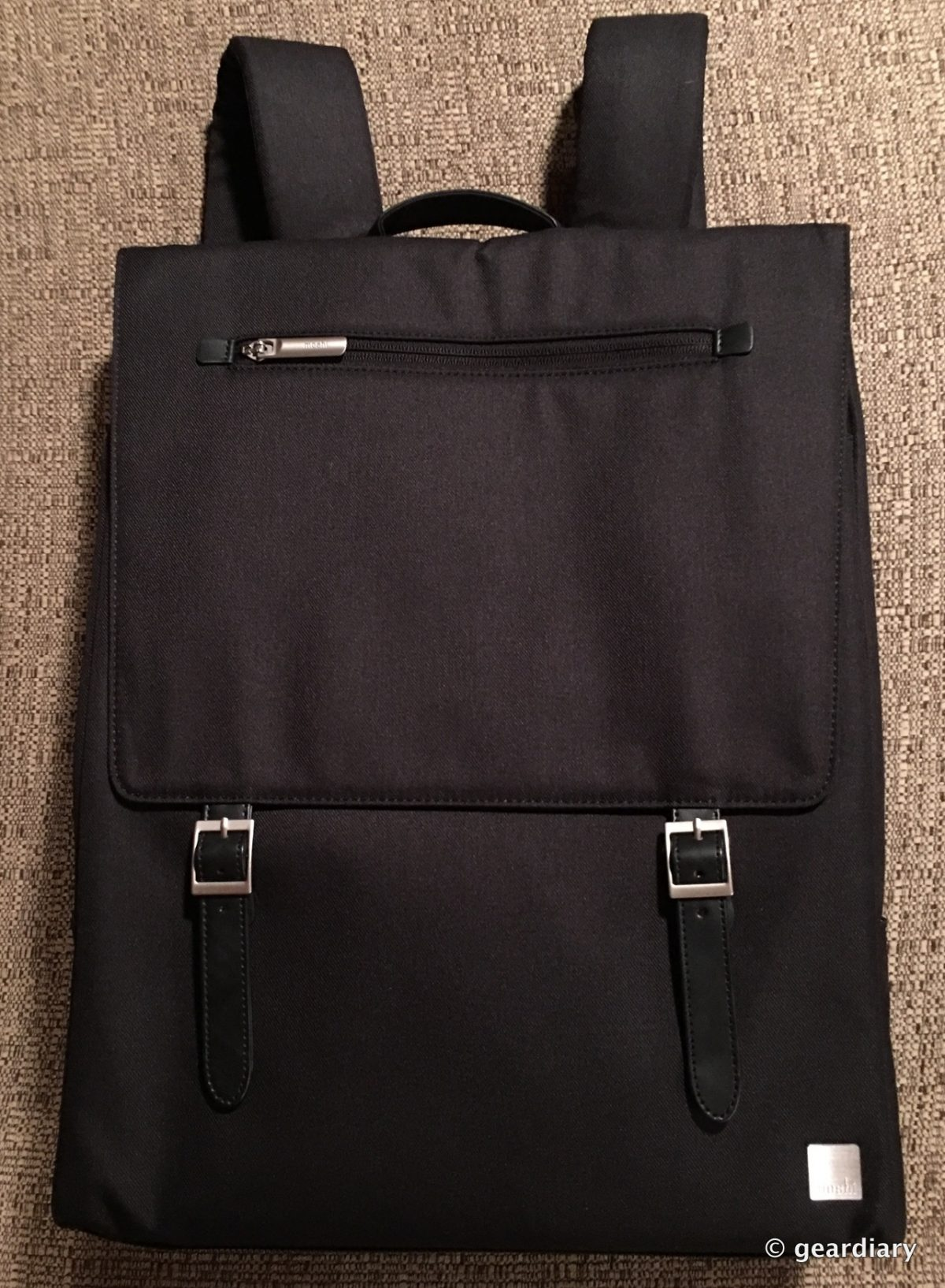 The Moshi Helios Designer Laptop Backpack: Practically Perfect in ...