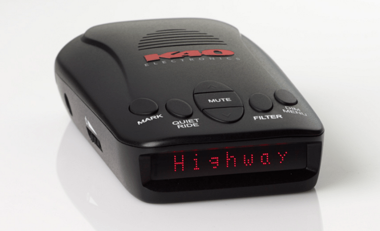 GearDiary Win One of Two K40 RLS2 Radar Detectors to Celebrate National Car Care Month