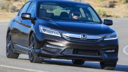 2016 Honda Accord Gets a Makeover!