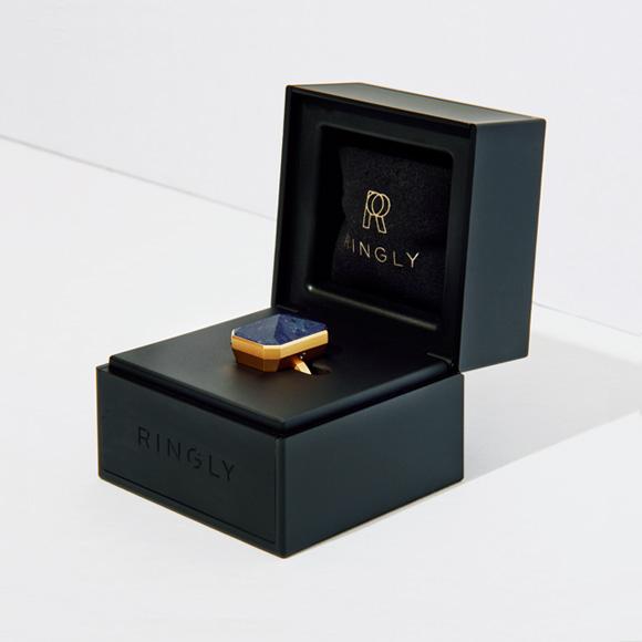 Double Wedding Ring Box 94 Lovely Ten Pieces of Tech