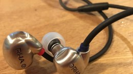 The RHA Audio T20i High Fidelity Noise Isolating In-Ear Headphones Review