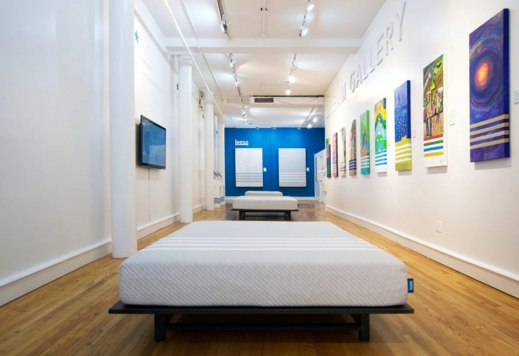 Leesa and ArtLifting Team Up to Offer Limited Edition Mattress for a Good Cause